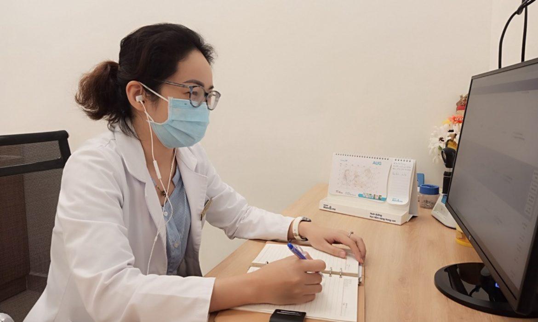 49.000 bệnh nhân Covid-19 được hỗ trợ y tế từ xa