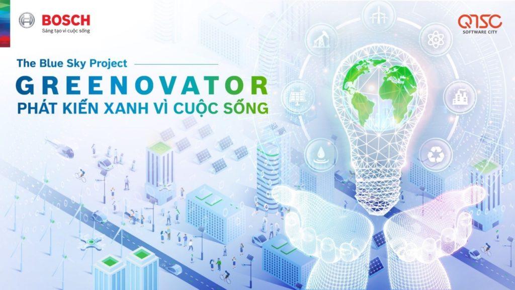 15.09.2021 | Cuộc thi Greenovator Hackathon 2021 – Phát kiến xanh vì cuộc sống