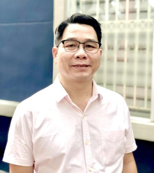 Ông Hà Duy Bình