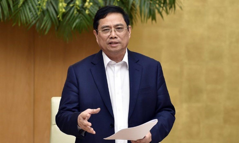 Thủ tướng làm Chủ tịch Uỷ ban Quốc gia về chuyển đổi số