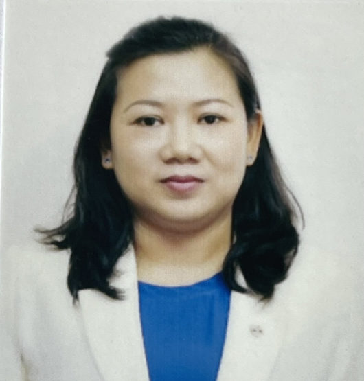 Cô Lương Thị Hồng Điệp